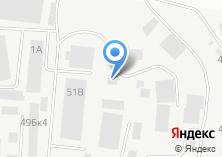Компания «АНТРОН» на карте
