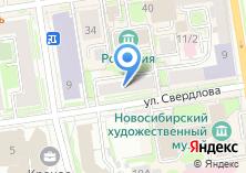 Компания «Центральный МБОУ ДОД» на карте