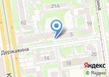 Компания «Хлоязима» на карте