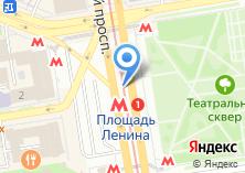 Компания «Восток Транс ДВ» на карте