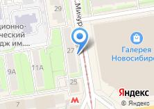 Компания «Отдел полиции №1 Центральный» на карте