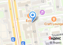 Компания «Секция дзюдо» на карте