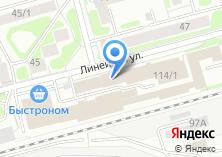 Компания «Школа парикмахеров Надежды Цукановой» на карте