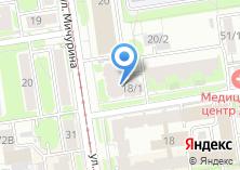 Компания «Альт-компьютерс» на карте