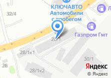 Компания «Fluid54.ru» на карте