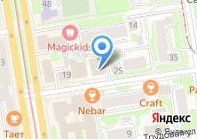 Компания «СибСтрейч» на карте