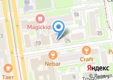 Компания «СибПромТорг» на карте
