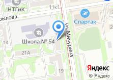 Компания «ОБЪЕКТ-ПРО» на карте