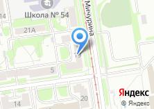 Компания «УК НСК-Капитал» на карте