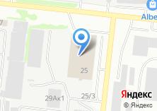 Компания «Автомойка на Северном проезде» на карте