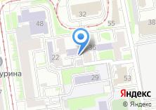 Компания «Общежитие НГАВТ» на карте