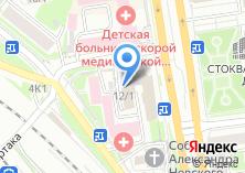 Компания «ПрофЭксперт» на карте