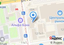Компания «АБС, МНОГОПРОФИЛЬНАЯ КОМПАНИЯ» на карте