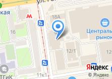 Компания «ТЕХНОЛОГИЯ ЧИСТОТЫ» на карте