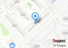 Компания «Радионсиб» на карте