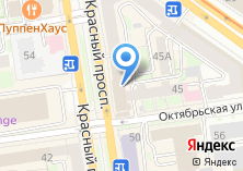 Компания «Оптима Тревел» на карте