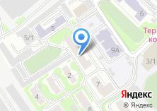 Компания «Аква сервис» на карте