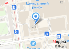 Компания «Сибирская модель» на карте