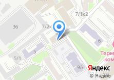 Компания «НаноДенталь» на карте