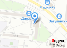 Компания «Почтовое отделение №119» на карте