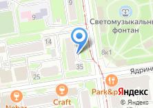 Компания «АКБ ФинСтарт» на карте