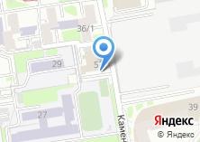 Компания «Меджик системс Нск» на карте