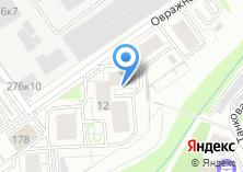 Компания «Строящийся жилой дом по ул. Овражная» на карте
