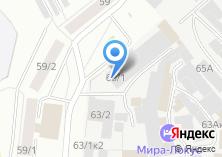 Компания «Новосибирская Снековая Компания» на карте