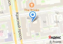 Компания «СиБКонтракт» на карте