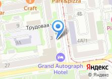 Компания «Центр гравировки» на карте