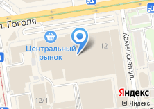 Компания «Массив столярная мастерская» на карте