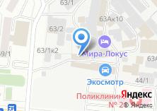Компания «Fit automaster» на карте