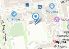 Компания «Недорогой» на карте