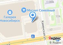 Компания «Антураж студия» на карте