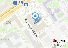 Компания «ПаЧа» на карте