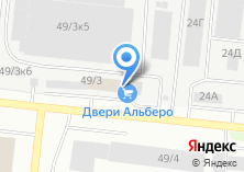 Компания «СибДорСтрой» на карте