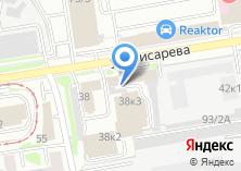 Компания «СтанРегион» на карте