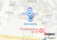 Компания «Web-dvl» на карте