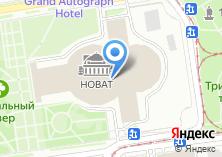 Компания «Пожарная часть №38 ФПС по Новосибирской области» на карте