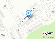 Компания «АДВАНС» на карте