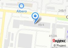 Компания «Дизель Нск» на карте