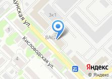 Компания «Краснаяжара.рф» на карте