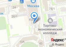 Компания «Патибум» на карте