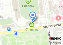 Компания «Райзен плюс» на карте