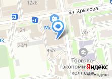 Компания «Центр экстерн-образования» на карте