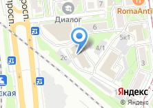 Компания «Аварийно-спасательная служба» на карте