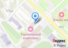 Компания «АЛЬЯНС-ГРУПП» на карте