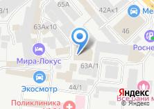 Компания «ПЕРВЫЙ СКЛАД» на карте
