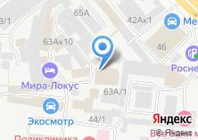 Компания «Индустриальные Компоненты» на карте