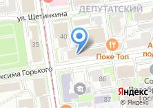 Компания «Сибтрубопроводстрой» на карте